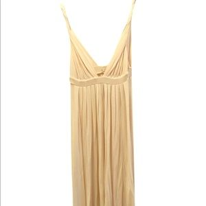 Tart Mid-Length Versatile Dress in Cream